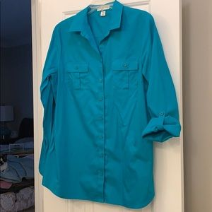 Coldwater Creek Tunic/Blouse